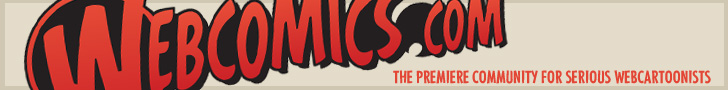 Webcomics.com Banner