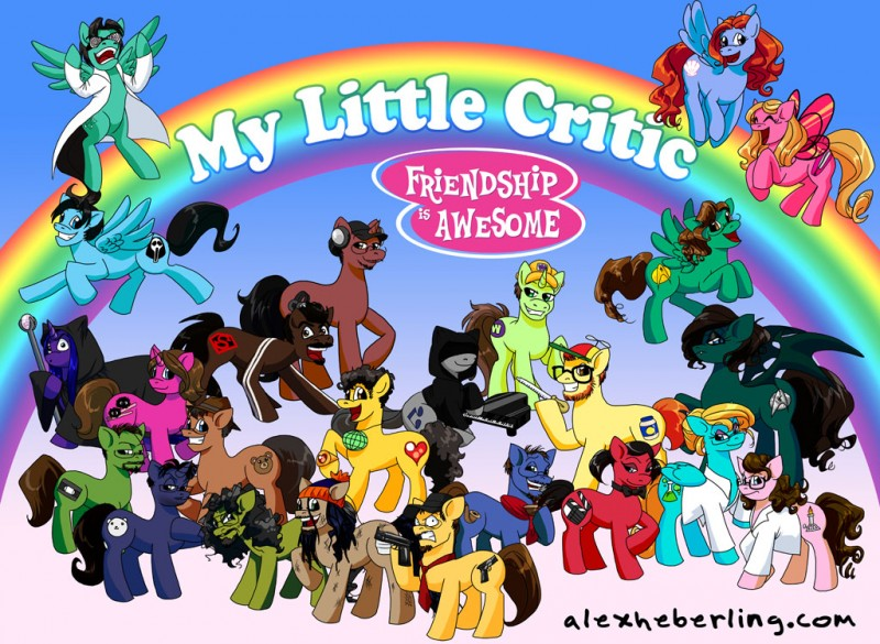 my little pony friendship is magic appreciation page 201